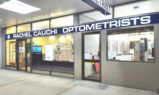 Rachel Cauchi Optometrists